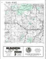 Map Image 007, Pope and Hardin Counties 1991